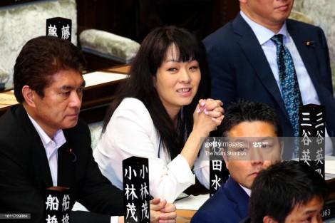 """Phụ nữ """"lép vế"""" trên chính trường Nhật Bản"""