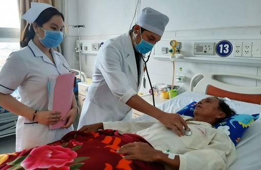 Điều trị các bệnh  lồng ngực - mạch máu tại Cần Thơ