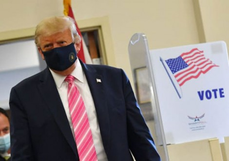 Bầu cử Mỹ vào giai đoạn nước rút