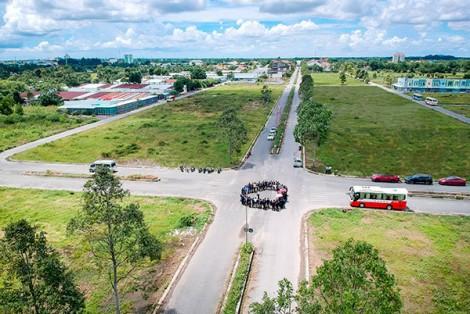 Dự án Khu dân cư Minh Châu - Sóc Trăng: <br> Diện mạo mới với sự vào cuộc của Công ty Vạn Phát