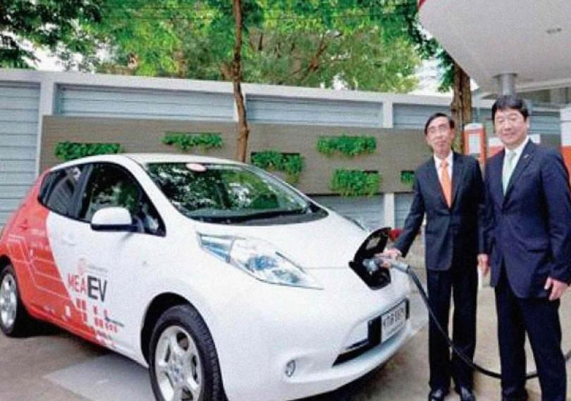Thái Lan đặt mục tiêu trở thành trung tâm ô tô điện của ASEAN