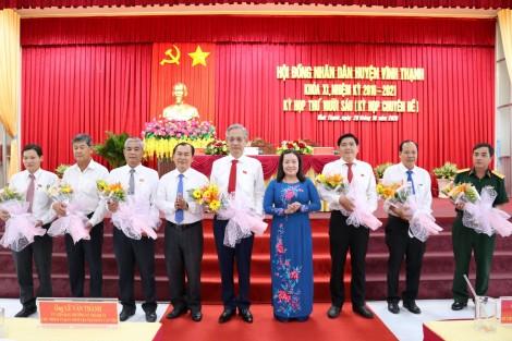 HĐND huyện Vĩnh Thạnh tổ chức kỳ họp chuyên đề thứ 16