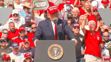 Trump - Biden chạy nước rút tại bang chiến địa Florida