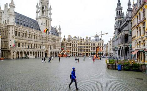 """Bỉ """"phong tỏa nghiêm ngặt"""" toàn quốc trong 6 tuần"""