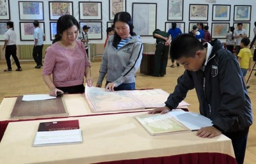 Exhibition on Truong Sa, Hoang Sa underway in Da Nang
