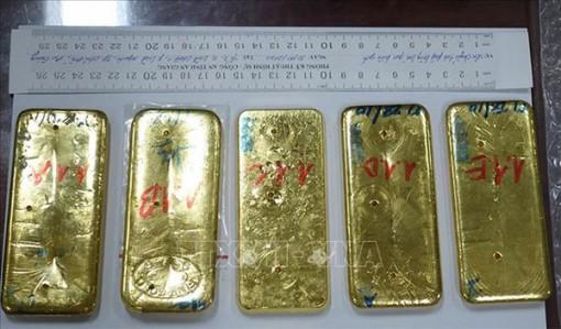 Vụ vận chuyển 51kg vàng 9999 qua biên giới tỉnh An Giang <br>Khởi tố, tạm giam 4 đối tượng</br>