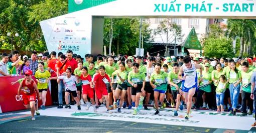 Sôi nổi giải Mekong Delta Marathon Hậu Giang
