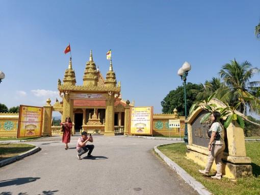 Ấn tượng ngôi chùa Khmer giữa Thủ đô Hà Nội