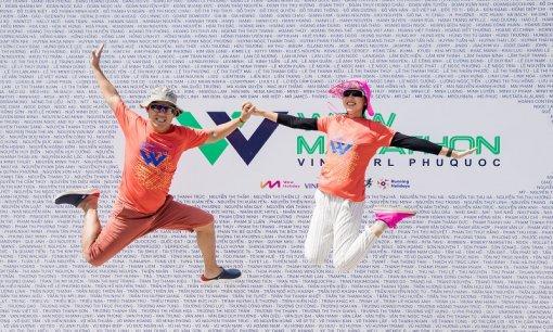 """3.000 """"runner"""" sẵn sàng xuyên rừng, băng biển tại WOW Marathon Vinpearl Phú Quốc 2020"""