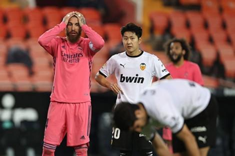 Khởi đầu kỳ lạ ở Real Madrid