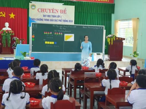 Thới Lai tập trung triển khai Chương trình Giáo dục phổ thông mới