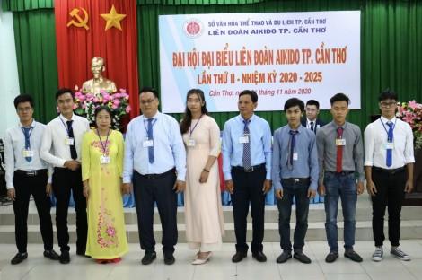 Ông Nguyễn Lê Minh Triết tái đắc cử Chủ tịch Liên đoàn Aikido Cần Thơ