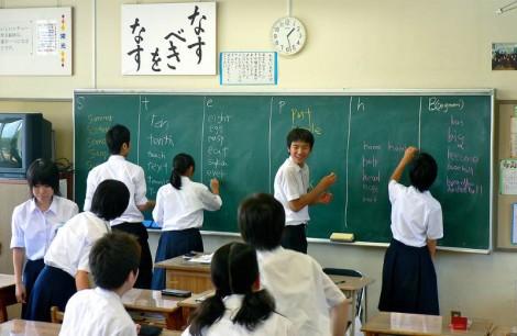 Chuyện tiếng Anh của người Nhật