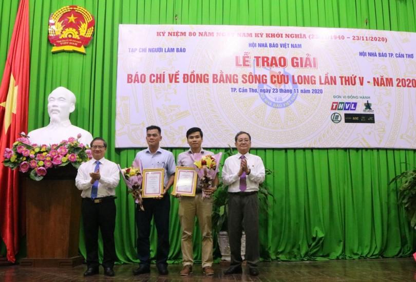 22 tác phẩm đoạt Giải báo chí về đồng bằng sông Cửu Long