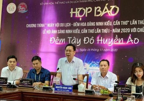 Sẵn sàngNgày hội Du lịch - Đêm hoa đăng Ninh Kiều