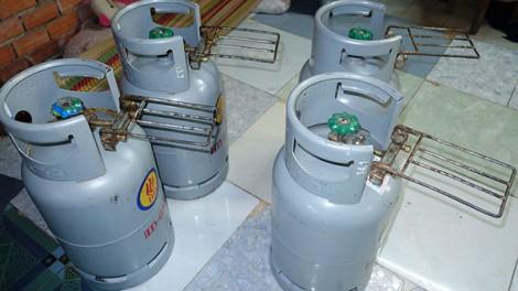 An Giang: Phát hiện điểm sang chiết gas trái phép quy mô lớn