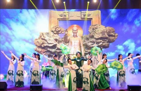 Bảo tàng Hồ Chí Minh kỷ niệm 50 năm thành lập, phát huy giá trị di sản dân tộc