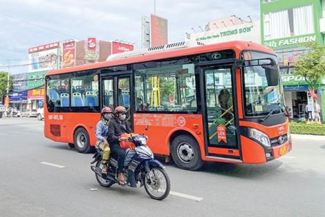 Nỗ lực xây dựng hình ảnh xe buýt chất lượng cao