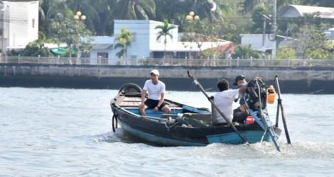 Siết chặt quản lý phương tiện thủy  thô sơ, gia dụng