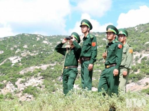 """Bài 1: Không có sự chồng chéo, """"lợi ích nhóm"""" trong Luật Biên phòng Việt Nam"""
