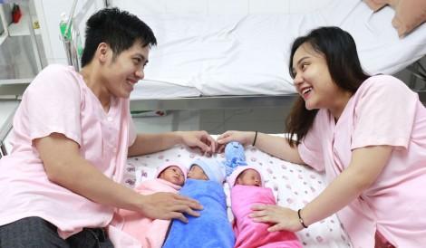 Điều trị, chăm sóc thành công cho hai sản phụ sinh tam thai tự nhiên, non tháng