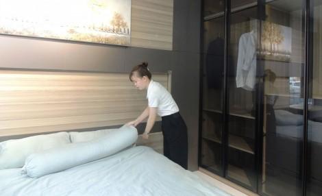 Tiện ích với dịch vụ nội thất trọn gói
