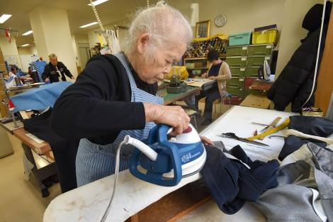 Vấn nạn người già phạm tội ở Nhật