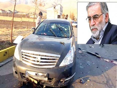 """Ai sát hại """"kiến trúc sư""""  vũ khí hạt nhân của Iran?"""