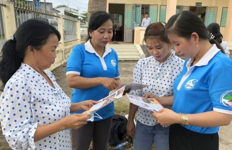 Nâng cao ý thức chấp hành pháp luật về an toàn giao thông cho hội viên phụ nữ