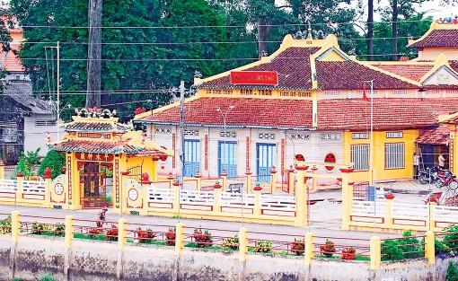 Những thôn đầu tiên trên vùng đất Châu Phú, An Giang