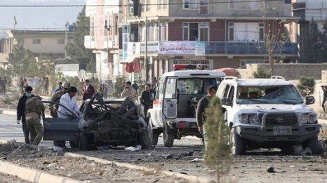 Đánh bom liều chết  đẫm máu tại Afghanistan