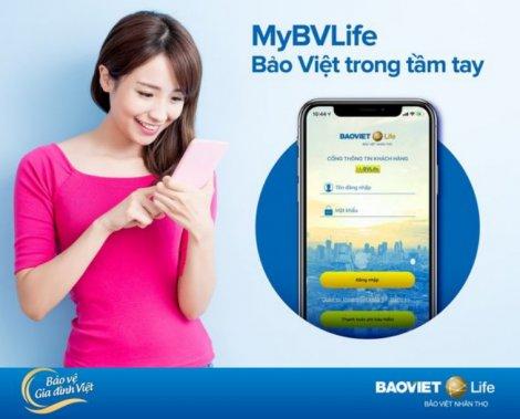 MyBVLife<br>Bảo Việt trong tầm tay