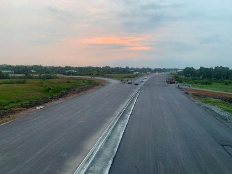 Chuẩn bị kế hoạch thông tuyến cao tốc Trung Lương - Mỹ Thuận