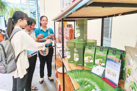 Chuỗi cung ứng thực phẩm an toàn góp phần thúc đẩy kinh doanh,  tiêu dùng nông sản Việt