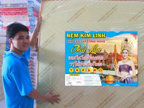 Nệm Kim Linh - Khẳng định chất lượng, uy tín, thương hiệu