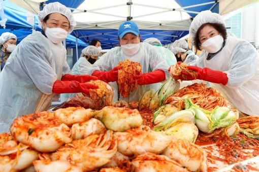 Trung, Hàn tranh cãi  vì món Kim chi