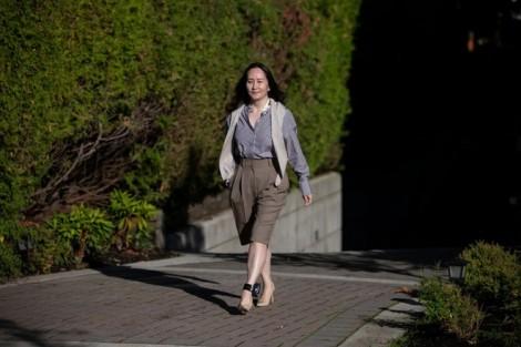 Huawei đang dàn xếp thỏa thuận nhận tội của bà Mạnh Vãn Châu