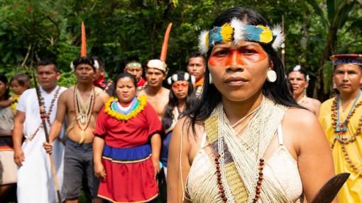 """""""Nobel Xanh"""" cho nữ tộc trưởng bảo vệ rừng"""