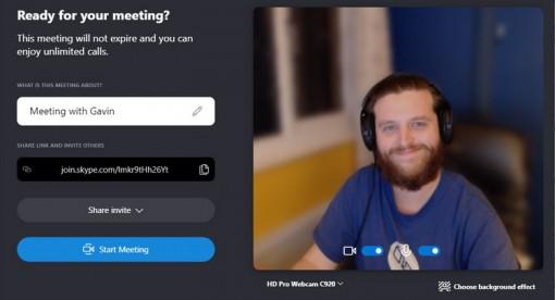 Khám phá tính năng Meet Now mới của Windows 10