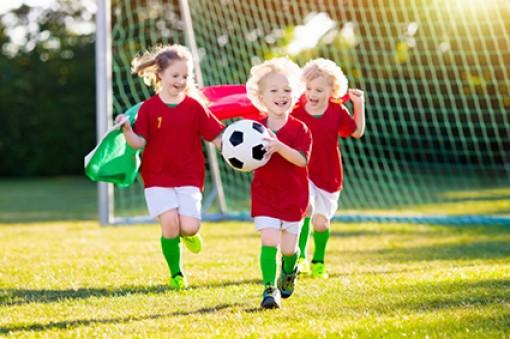 Thể thao và âm nhạc giúp trẻ khỏe mạnh và học tốt