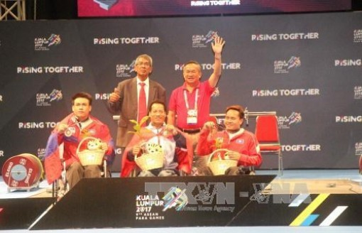 Vietnam puts forward 11 sports for ASEAN Para Games 2021