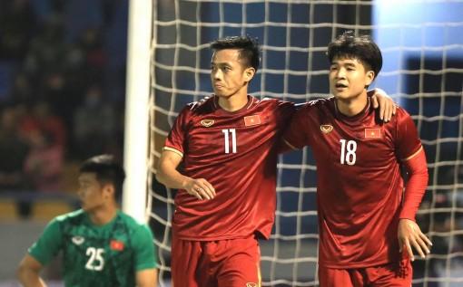 Bóng đá Việt Nam thiếu tiền đạo?