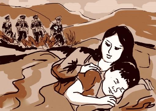 Mùa Đông nhớ mẹ