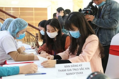 Second Vietnam-produced COVID-19 vaccine to begin human trials soon