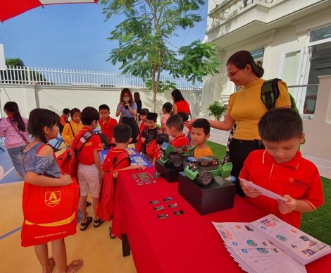 Can Tho to have most advanced kindergarten in Mekong Delta