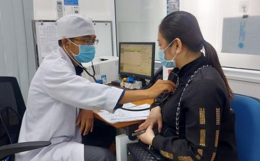 Ngành Y tế kiểm tra chất lượng bệnh viện