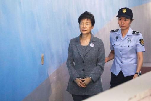 Hàn Quốc y án 20 năm tù đối với cựu Tổng thống Park Geun-hye