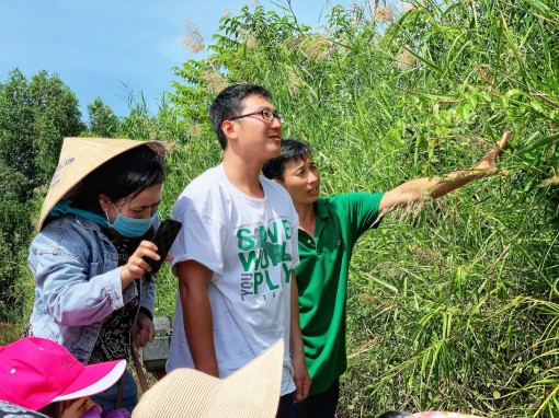 Du lịch sinh thái cộng đồng Mười Ngọt