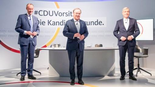 Khởi động cuộc đua kế nhiệm bà Merkel