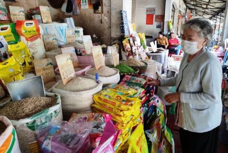 Giá gạo tăng, nguồn cung đảm bảo đáp ứng nhu cầu người tiêu dùng